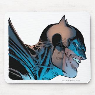 バットマン-覆われた頭部下方から マウスパッド