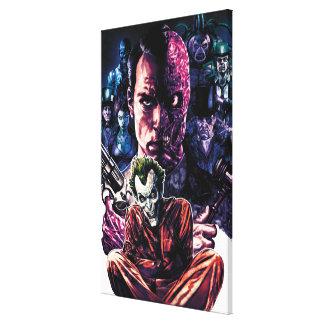 バットマン- Arkhamによって混乱させる#11カバー キャンバスプリント
