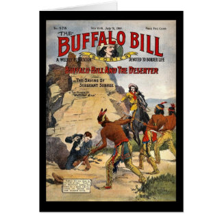 バッファローのビルの物語1910年 カード