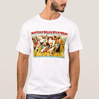 バッファローのビルのTシャツ Tシャツ