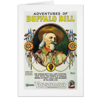 バッファローのビルカードの冒険 カード