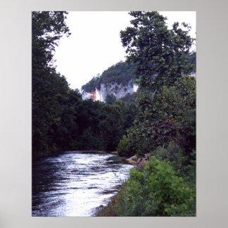 バッファローの国民の川 ポスター