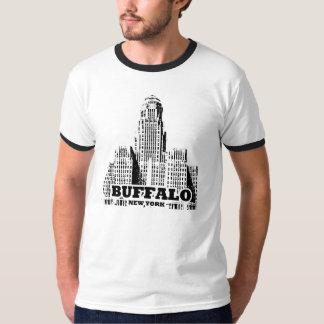 バッファローの市役所 Tシャツ
