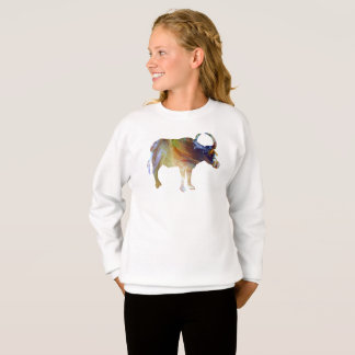 バッファローの芸術 スウェットシャツ