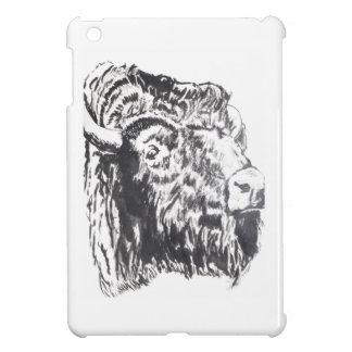 バッファローヘッドIpad小型QPC iPad Miniケース