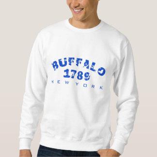 バッファロー、NY - 1789年 スウェットシャツ
