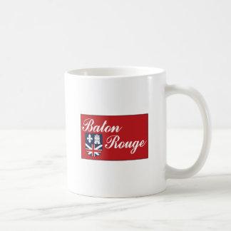 バトン・ルージュ、ルイジアナ コーヒーマグカップ
