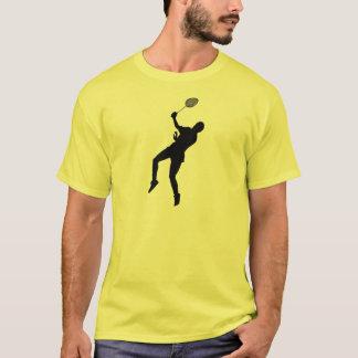 バドミントンプレーヤー Tシャツ