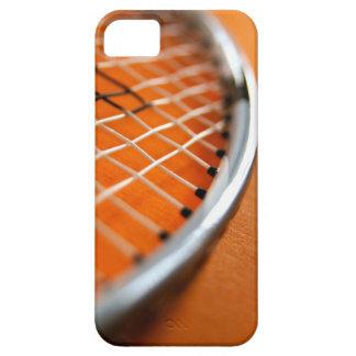 バドミントンラケット iPhone SE/5/5s ケース