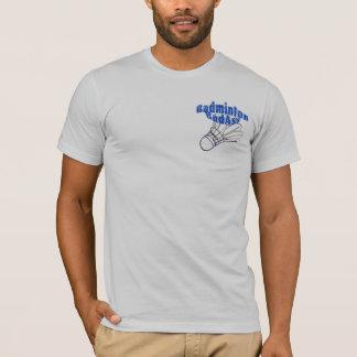 バドミントンBadAss Tシャツ