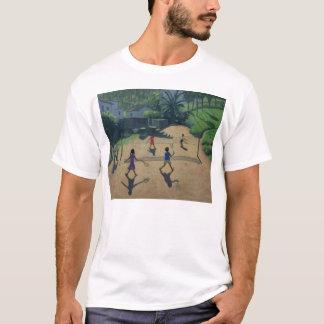 バドミントンCoonoorインド Tシャツ