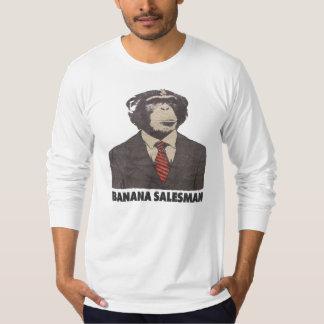 バナナのセールスマン Tシャツ