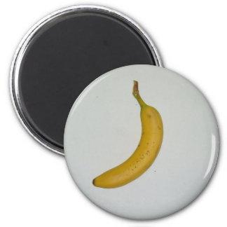 バナナのデザイン マグネット