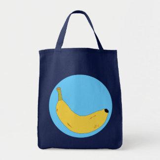 バナナのトートバック トートバッグ
