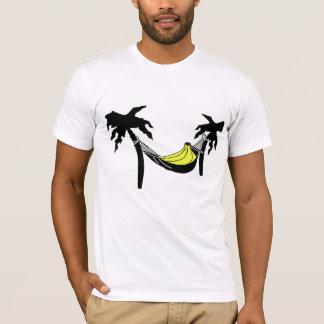 バナナのハンモック Tシャツ