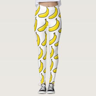 バナナのレギンス レギンス