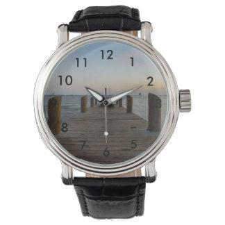 バナナの川の波止場 腕時計