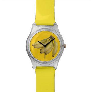 バナナの時間 腕時計
