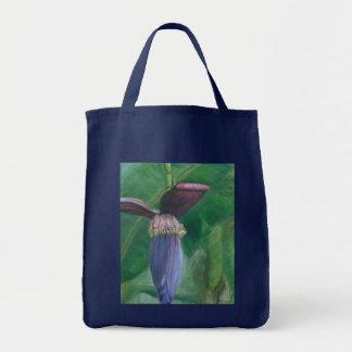 バナナの花序のトートバック トートバッグ
