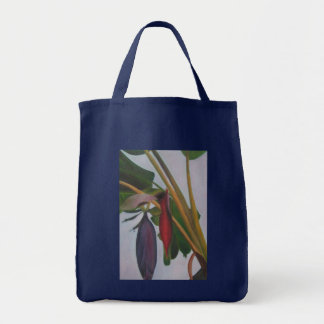 バナナの花序IIのトートバック トートバッグ