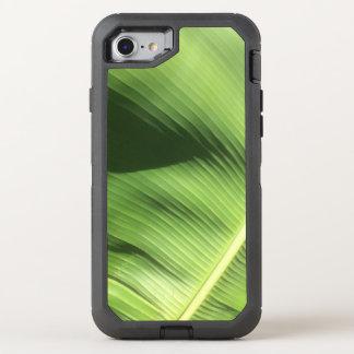 バナナの葉 オッターボックスディフェンダーiPhone 7 ケース