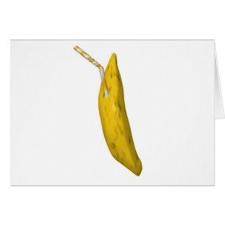 バナナジュース カード