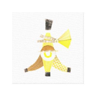 バナナスプリットのキャンバス キャンバスプリント
