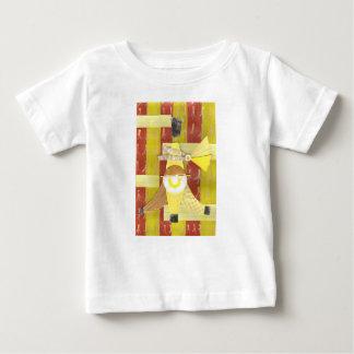 バナナスプリットのベビーのTシャツ ベビーTシャツ
