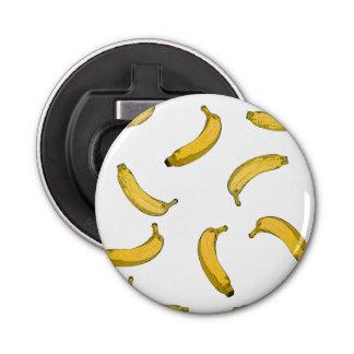 バナナパターン 栓抜き