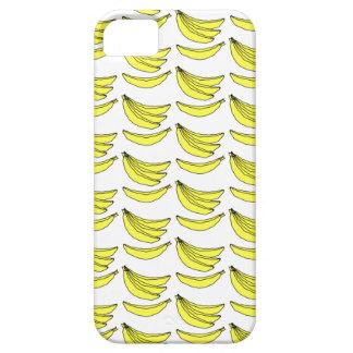 バナナパターン iPhone SE/5/5s ケース