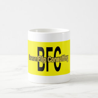 バナナフリップ相談のマグ コーヒーマグカップ
