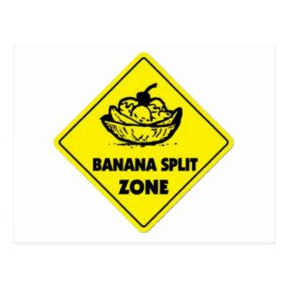 バナナ割れ目地帯 ポストカード