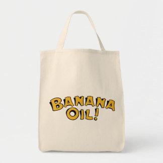 バナナ油 トートバッグ