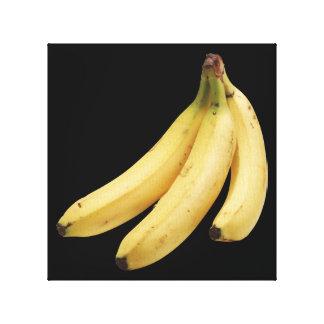 バナナ キャンバスプリント