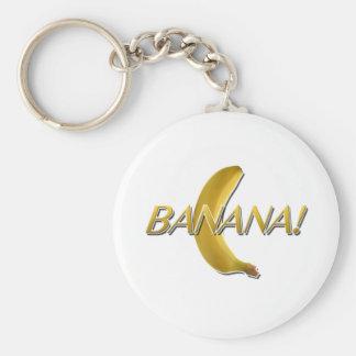 バナナ! キーホルダー