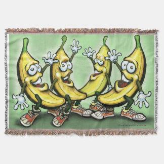 バナナ スローブランケット