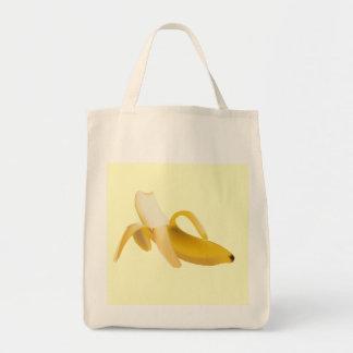 バナナ トートバッグ