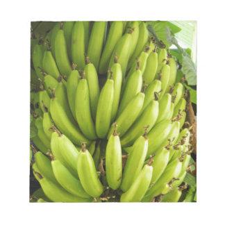 バナナ ノートパッド