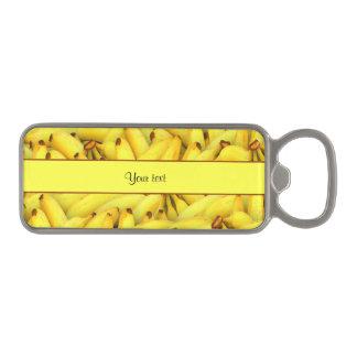 バナナ マグネット栓抜き