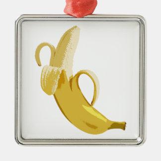 バナナ メタルオーナメント