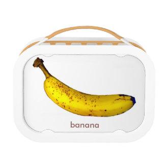 バナナ ランチボックス