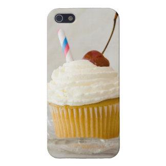 バニラモルトのカップケーキのiPhoneの場合 iPhone 5 Cover