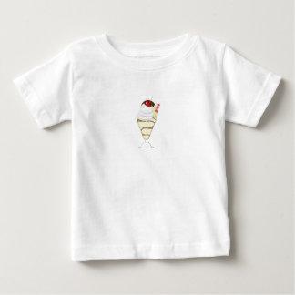 バニラ振動 ベビーTシャツ