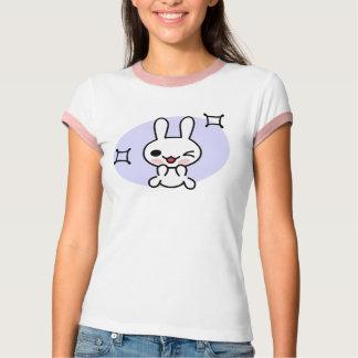 バニーのまばたき Tシャツ