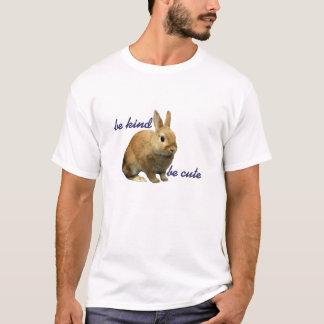 バニーのアドバイス Tシャツ