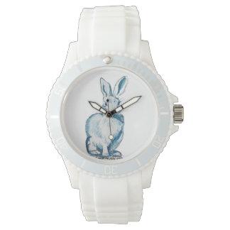 バニーのスポーツの腕時計を愛して下さい 腕時計