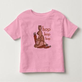 バニーのホツプのTシャツおよびギフト トドラーTシャツ
