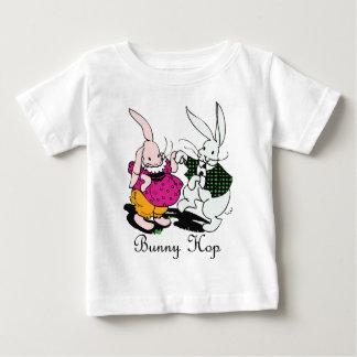 バニーのホツプ ベビーTシャツ
