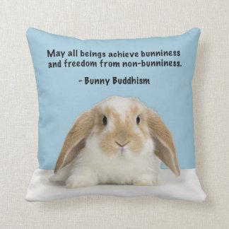 バニーの仏教LOPのバニーの枕 クッション