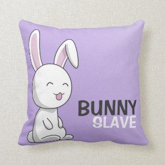 バニーの奴隷の枕 クッション